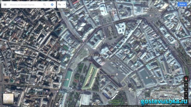 Карты Гугл спутник — спутниковые снимки Земли и панорамы улиц